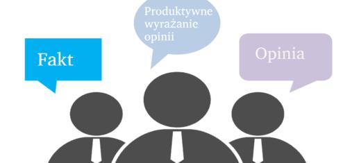 produktywne wyrażanie opinii